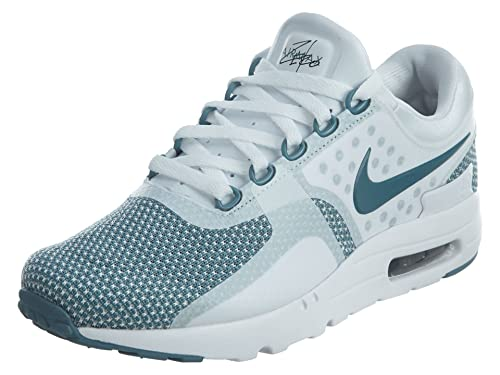 buy popular 2d709 e40ac NIKE Men s Air Max Zero Essential, Smokey Blue Smokey Blue-White, 9.5 M US   Buy Online at Low Prices in India - Amazon.in