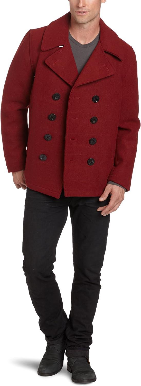 Spiewak Mens Dugan Pea Coat
