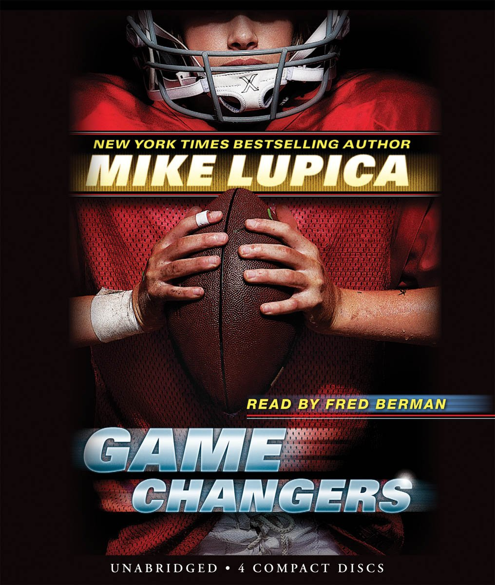 Read Online Game Changers (Game Changers #1) pdf