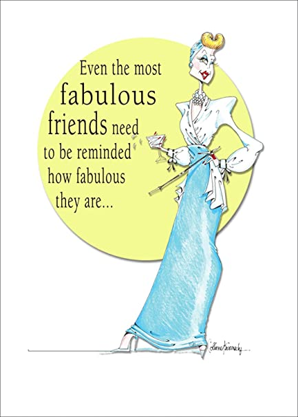 Amazon Funny Women Birthday Cards With Fabbity Fab Reminder Of