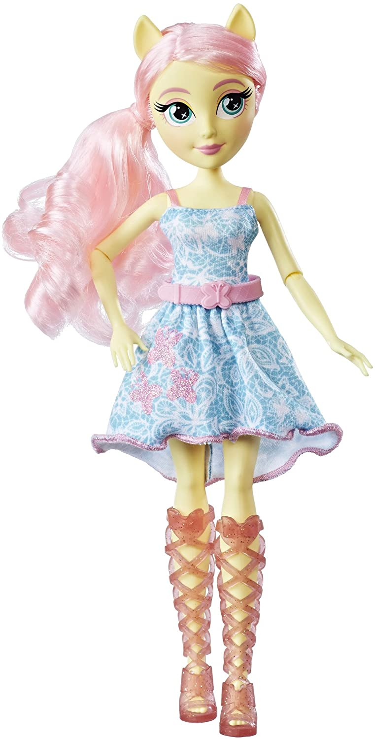 My Little Pony Equestria Girls Fluttershy Classic Style Doll
