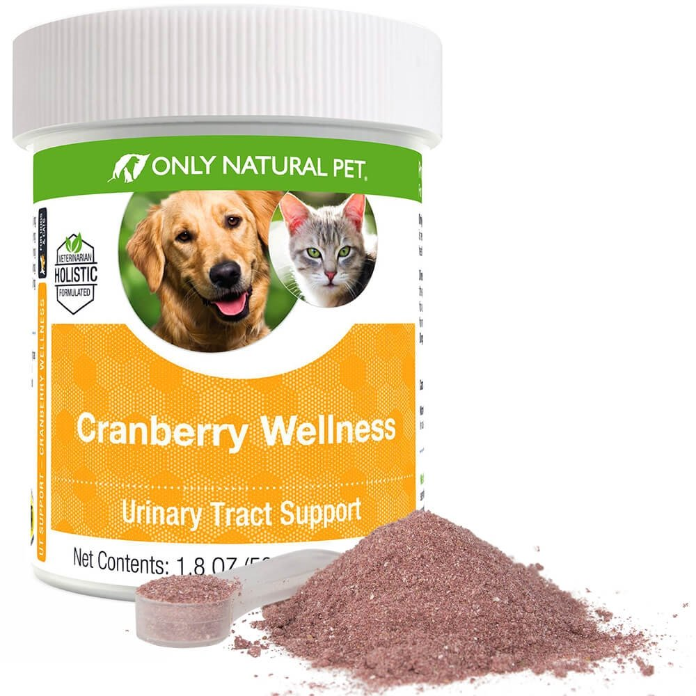 Only Natural Pet Cranberry Wellness