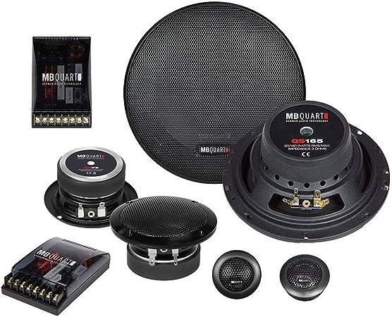 Mb Quart Qs 165 3 3 Wege 16 5cm Kompo System Elektronik