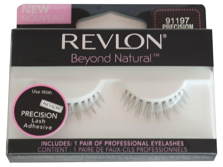 Amazon Revlon Beyond Natural Eyelashes 1 Pair 91197