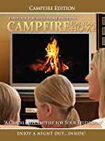 Campfire for your Home - Daytime by the River
