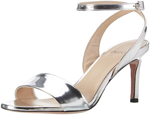 Cheap Discount Sale Limited Edition Sale Online Oxitaly Women's Simba 18 Open Toe Sandals Silver Size: 6 UK Free Shipping Reliable Cheap Sale Browse Clearance Online OTlnbWY4to