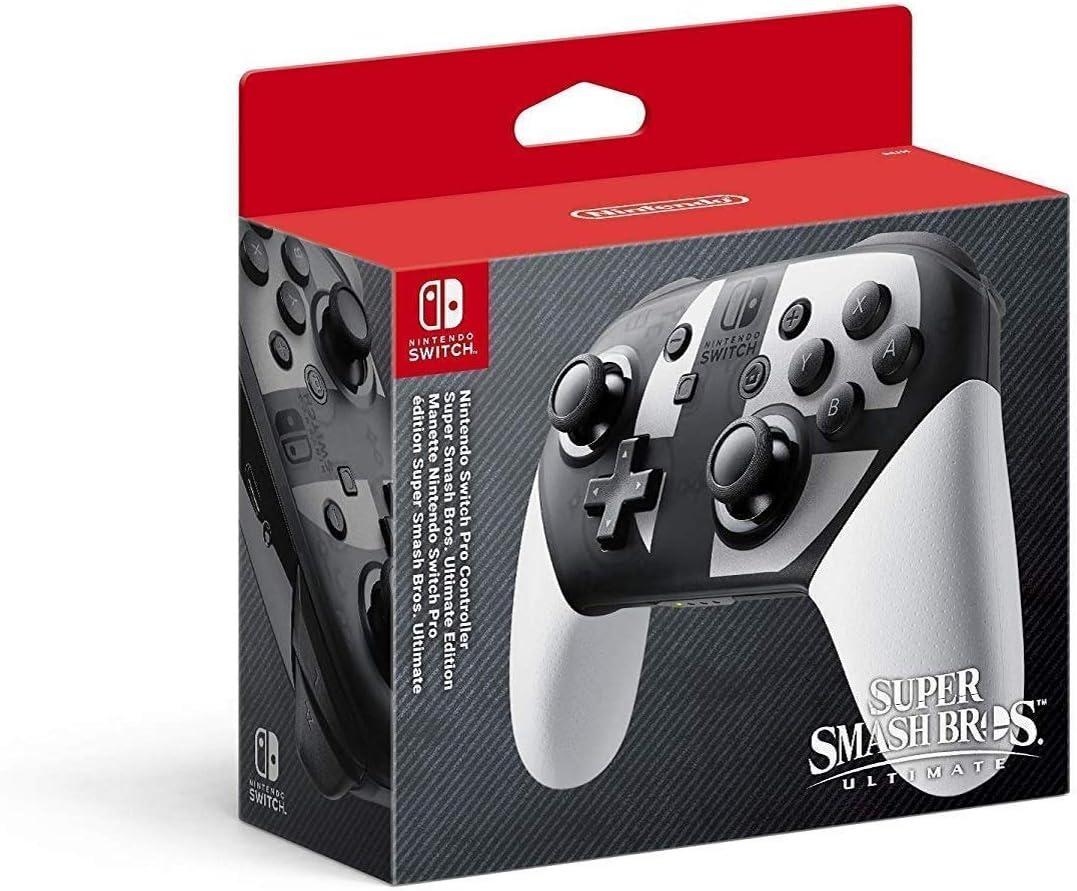 Nintendo - Mando ProController Edición Super Smash Bros: Nintendo ...