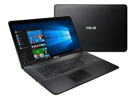 ASUS R752LDV Ordenador portátil 17.3 (43.49 cm) Negro (Intel Core i3 4030U 1.90