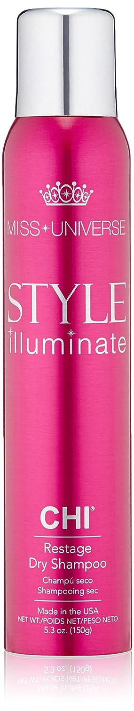 Farouk Miss Universe Style Illuminate Restage Dry Shampoo 5.3-Fluid Ounce CHIMDS5EU