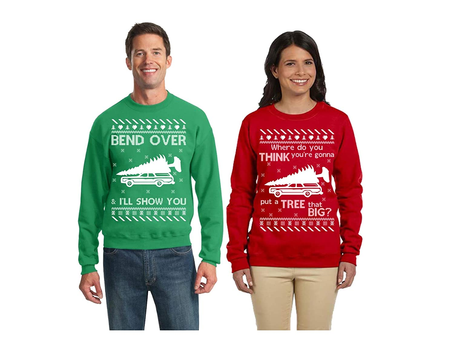 Why Carpet Wet Todd Margo Ugly Christmas Vacation Sweater Couples Match Hoodie