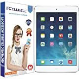 Cellbell Tempered Glass Screen Protector Bronze Edition For ipad Air 1/2/Ipad Pro 97, transparent