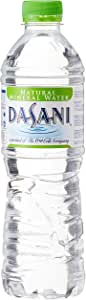 Dasani Mineral Water Case, 600ml, (Pack of 24)