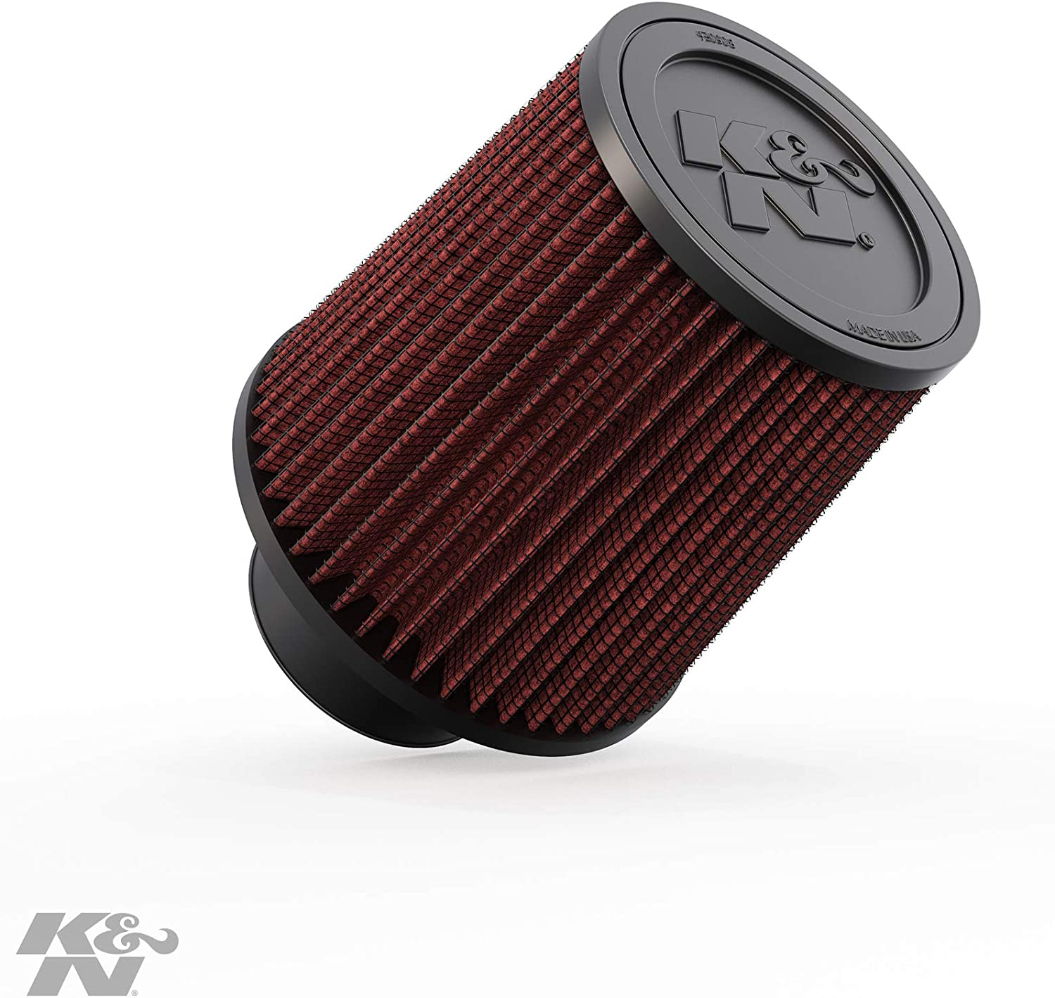 K/&N Filters RU-2520 Car and Motorcycle Universal Rubber Filter