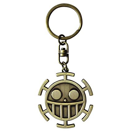 ONE PIECE - 3D Keychain Trafalgar Law by Abystyle