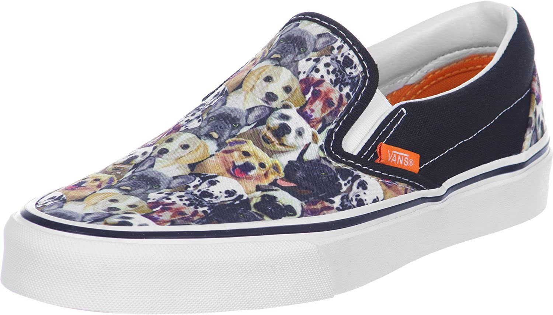 Vans Unisex Classic Slip-on Shoes ASPCA