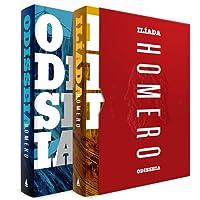 Odisseia e Ilíada - Caixa
