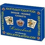 ASS Altenburger 22570070 - Kaiserkarte, Kartenspiel