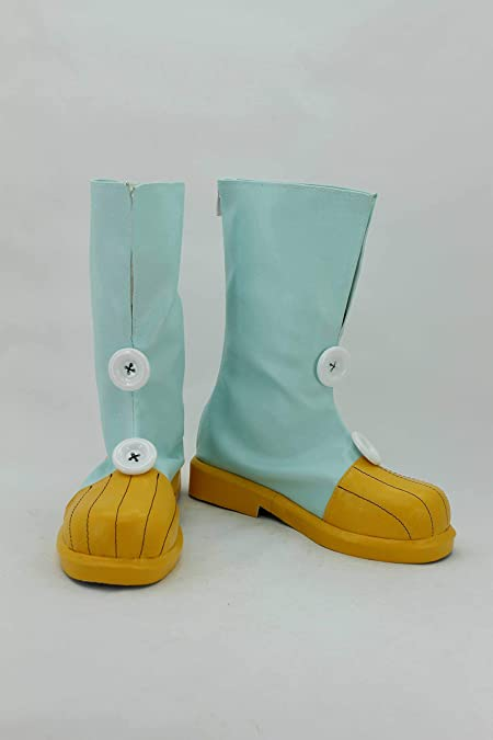 The Seven Deadly Sins king Fairy King Harlequin Cosplay boots shoes shoe boot