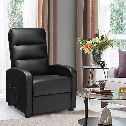 Amazon.com: Giantex Massage Recliner Chair, Reclining ...