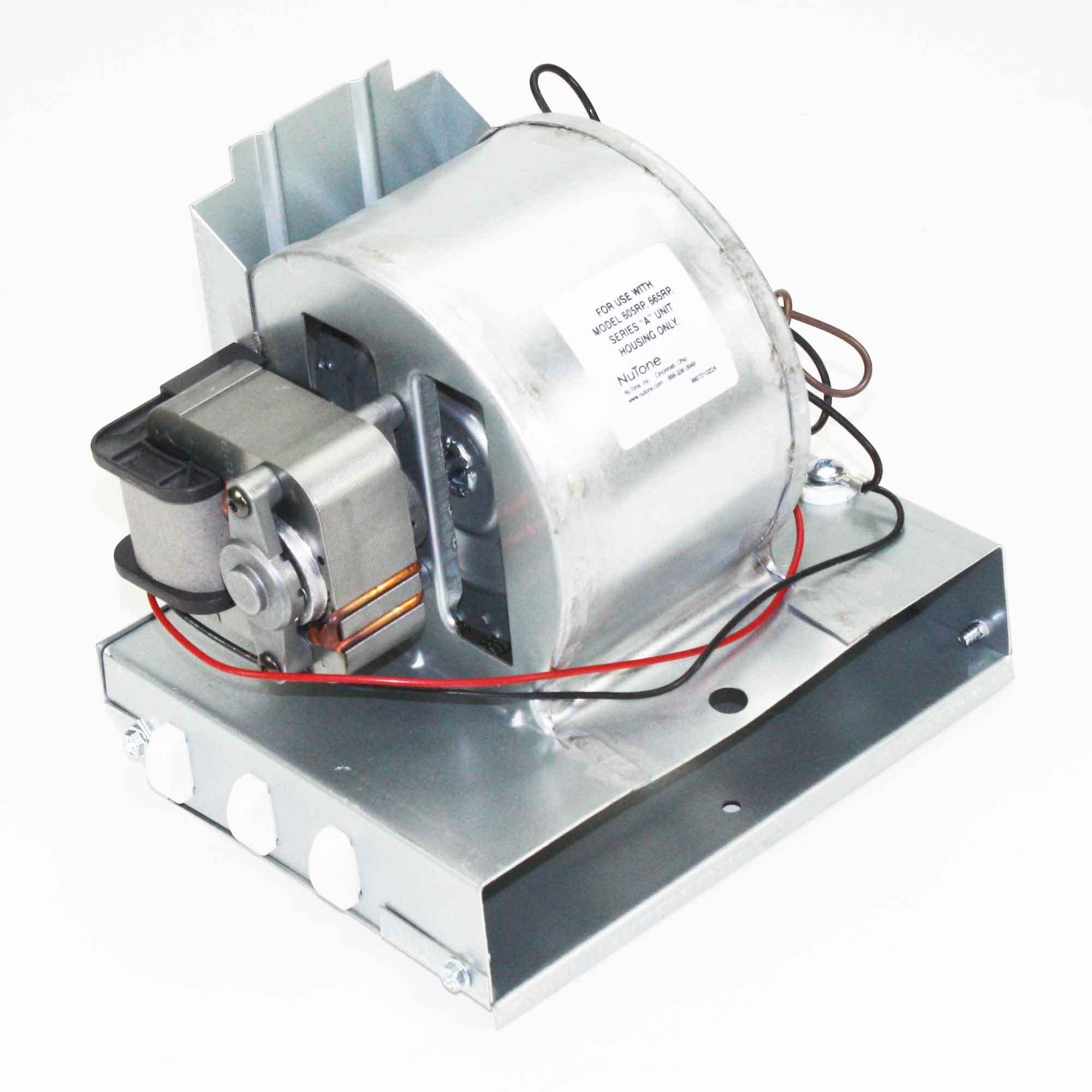 605RP & 665RP Broan Heater Assembly # 97017648; 0.9 amps, 120V 60hz.