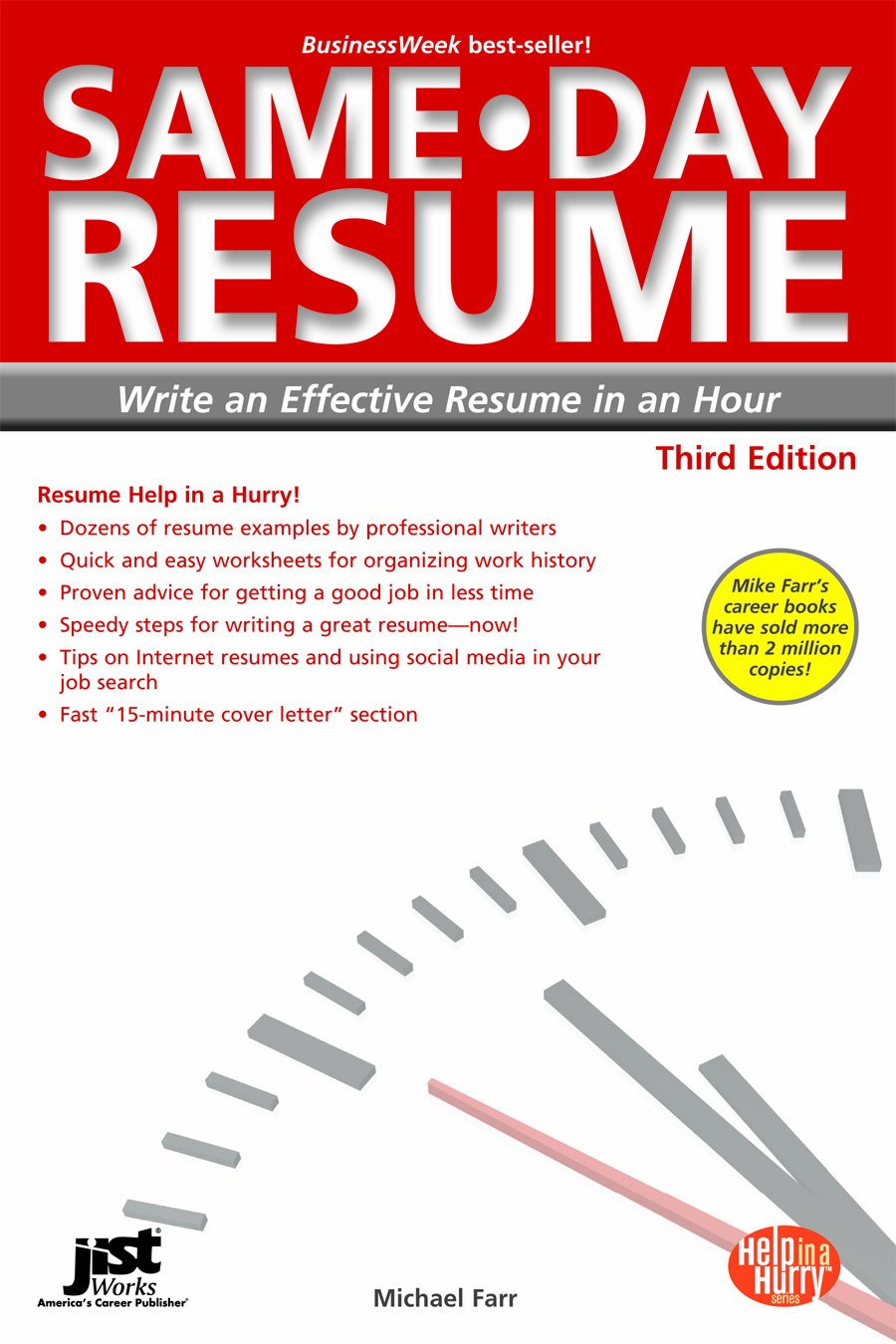 same day resume 3rd ed write an effective resume in an hour same