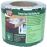 "Protecto Wrap Super Stick Building Tape 4"" x 75' Roll"