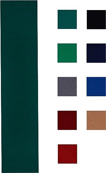 Accuplay 20 oz Pre Cut Pool Table Felt - Best Medium Speed Table Cloth