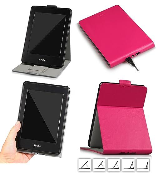 11 opinioni per DHZ Kindle Paperwhite Custodia- Case Cover Copertura Vibrazione Verticale Amazon
