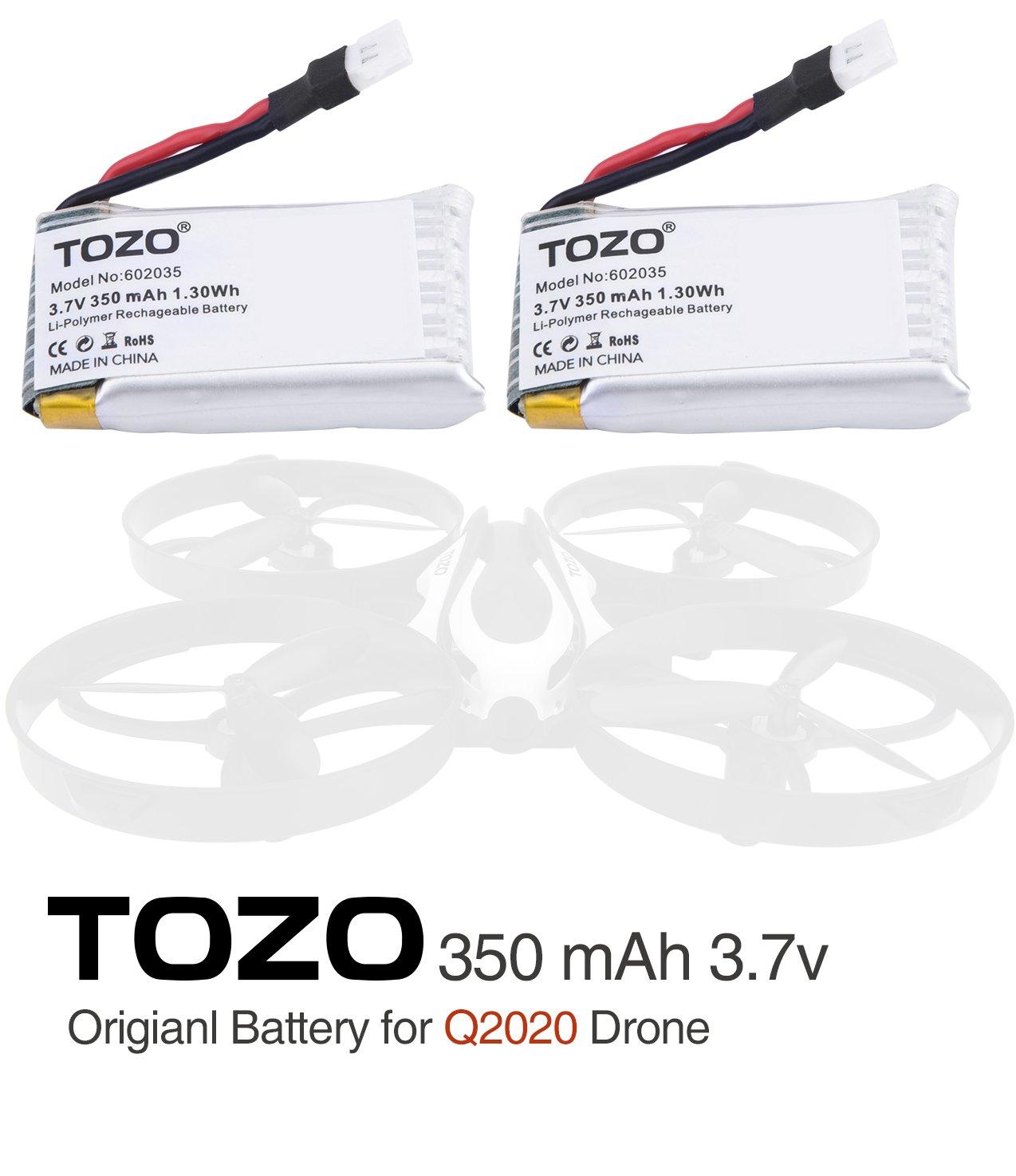TOZO Q2020-05 - Batería de litio para drone Q20202 unidades ...