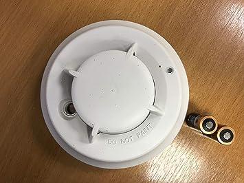 DSC Wireless Photoelectric Smoke detectors