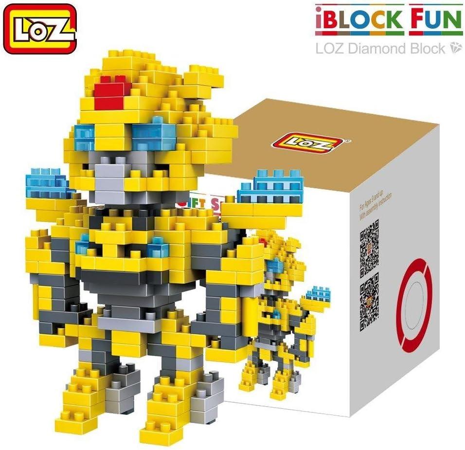 iBlock Fun- Bloques construcción miniatura LOZ (Novatech 9401) , color/modelo surtido: Amazon.es: Juguetes y juegos