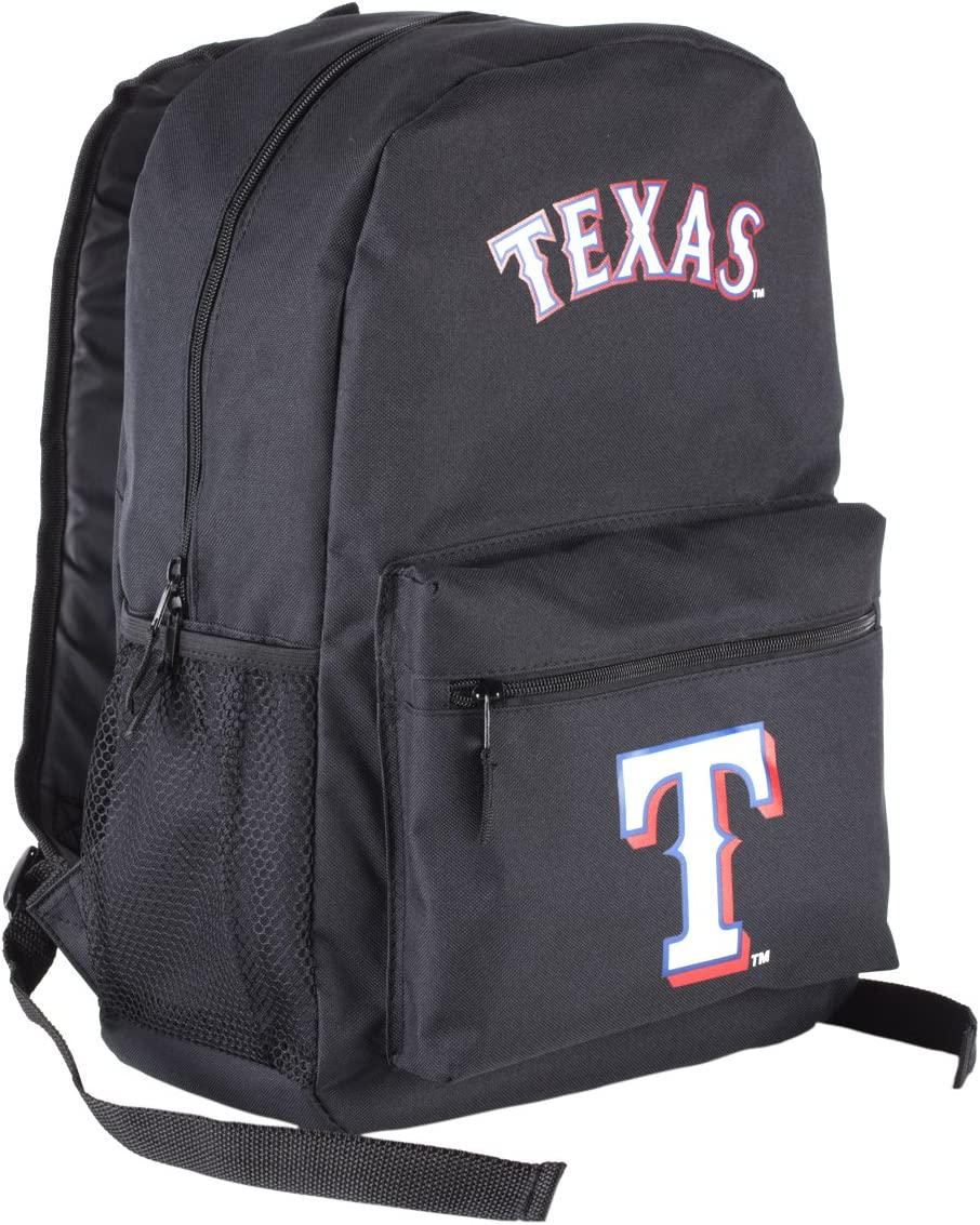 MLB Texas Rangers Sprint Backpack, 18-inches