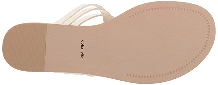 afd442afcfb2 Amazon.com: Dolce Vita Women's Nelly Flat Sandal: Shoes