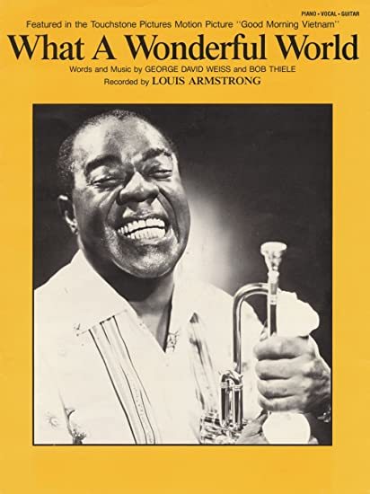 Amazon Hal Leonard What A Wonderful World Musical Instruments