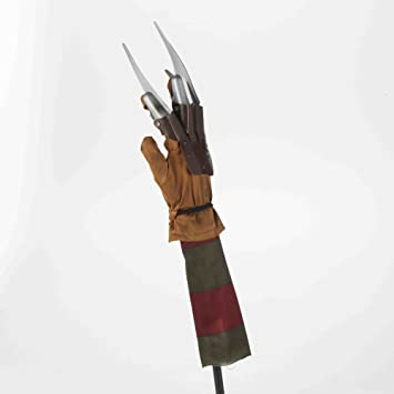 nightmare on elm st freddy krueger arm lawn stake halloween decoration - Freddy Krueger Halloween Decorations