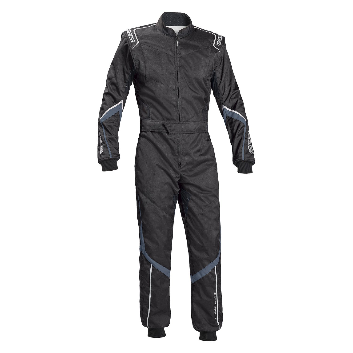 Robur KS5 Sml Blk//Gry Sparco 002335NGSB1S Suit