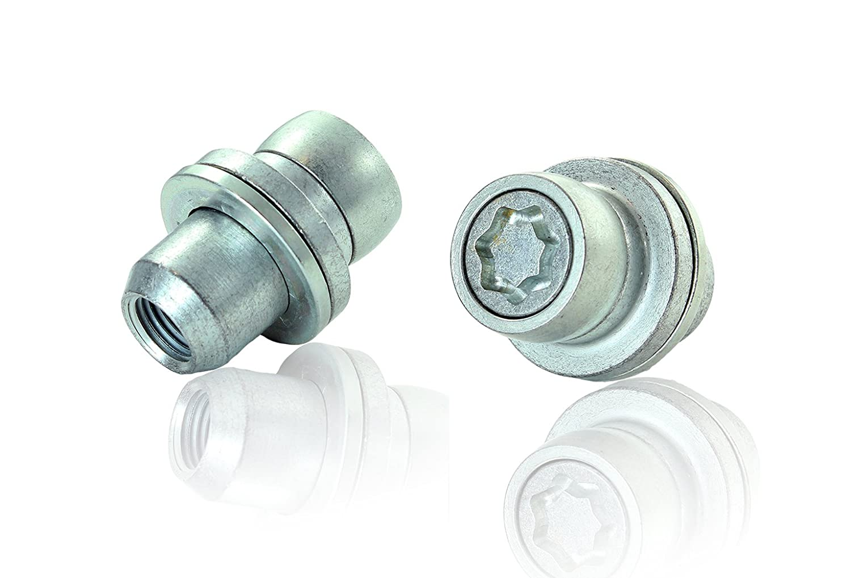 Wheel locking nuts HEYNER STILBLOCK Locking wheel nut M14x1.5 LR-RRV