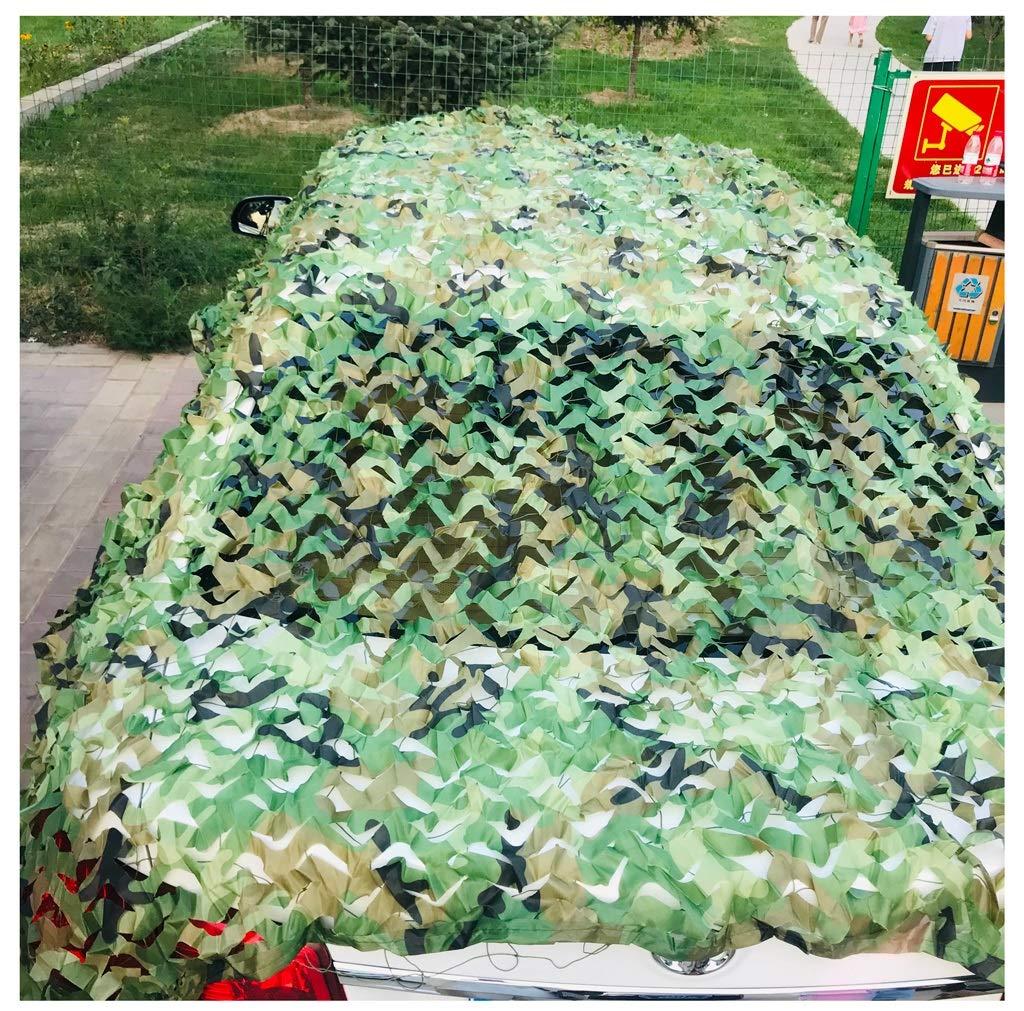 ¡No dudes! ¡Compra ahora! 46M(13.119.7ft) 46M(13.119.7ft) 46M(13.119.7ft) rojo de Camuflaje Militar 3x2m 5x3m, rojo de Projoección Solar De Sombra rojo de Camuflaje Para Caza Militar Campo Tiro Acampar Aire Libre Ocio Jardín Decoración, verde ( Talla   46M(13.119.7ft) )  A la venta con descuento del 70%.