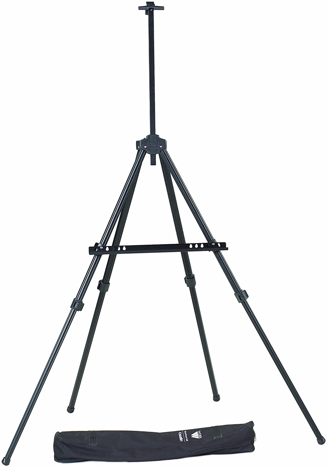 Martin Quattro 4-Legged Metal Easel, For Canvas Up to 46-1/2 Inches in Height, 1 Each (92-AE044)