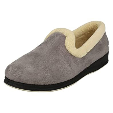 be996db5d49b3 Padders Women's Repose Fleece and Fur Lined: Amazon.co.uk: Shoes & Bags