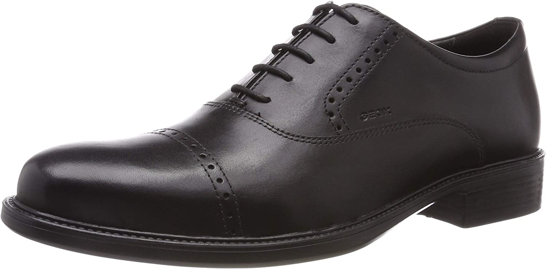 Geox Uomo Carnaby A, Zapatos Oxford para Hombre