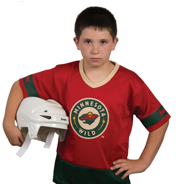 Franklin Sports NHL Colorado Avalanche Youth Team Uniform Set 15331F27