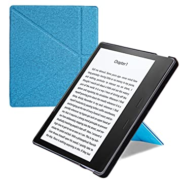 new york 807f8 8cc9f Oasis case kindle standing case Oasis Origami Cover for Kindle Oasis Cover  (9th Gen, 2017 Release ONLY) - Slim Fit Stand oasis Protective Case Support  ...