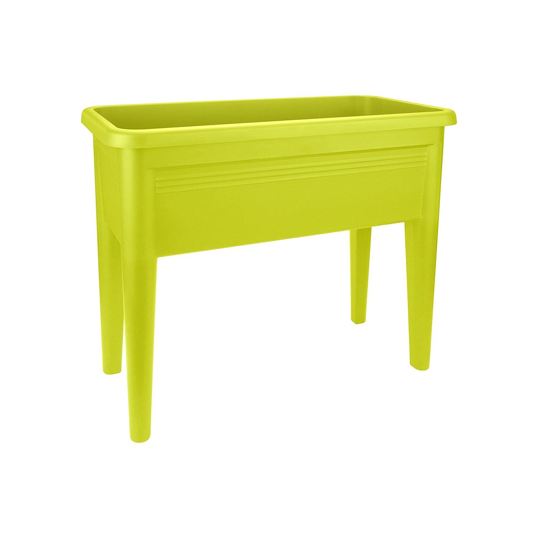Elho Green Basics Grow Table XXL Lime Green Planters