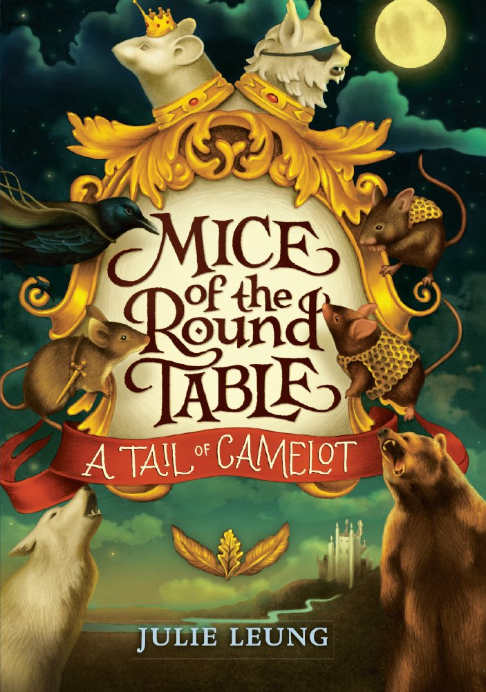 A Tail of Camelot (Mice Of The Round Table #1) (Turtleback School & Library Binding Edition)