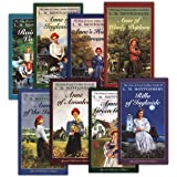 Anne Shirley Complete 8-Book Series : Anne of Green Gables; Anne of the Island; Anne of Avonlea; Anne of Windy Poplar; Anne's