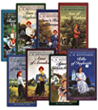 Anne Shirley Complete 8-Book Series : Anne of Green Gables; Anne of the Island; Anne of Avonlea; Anne of Windy Poplar…