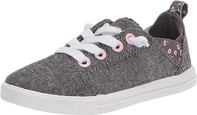 Amazon.com | Roxy Girls Sneaker, Black