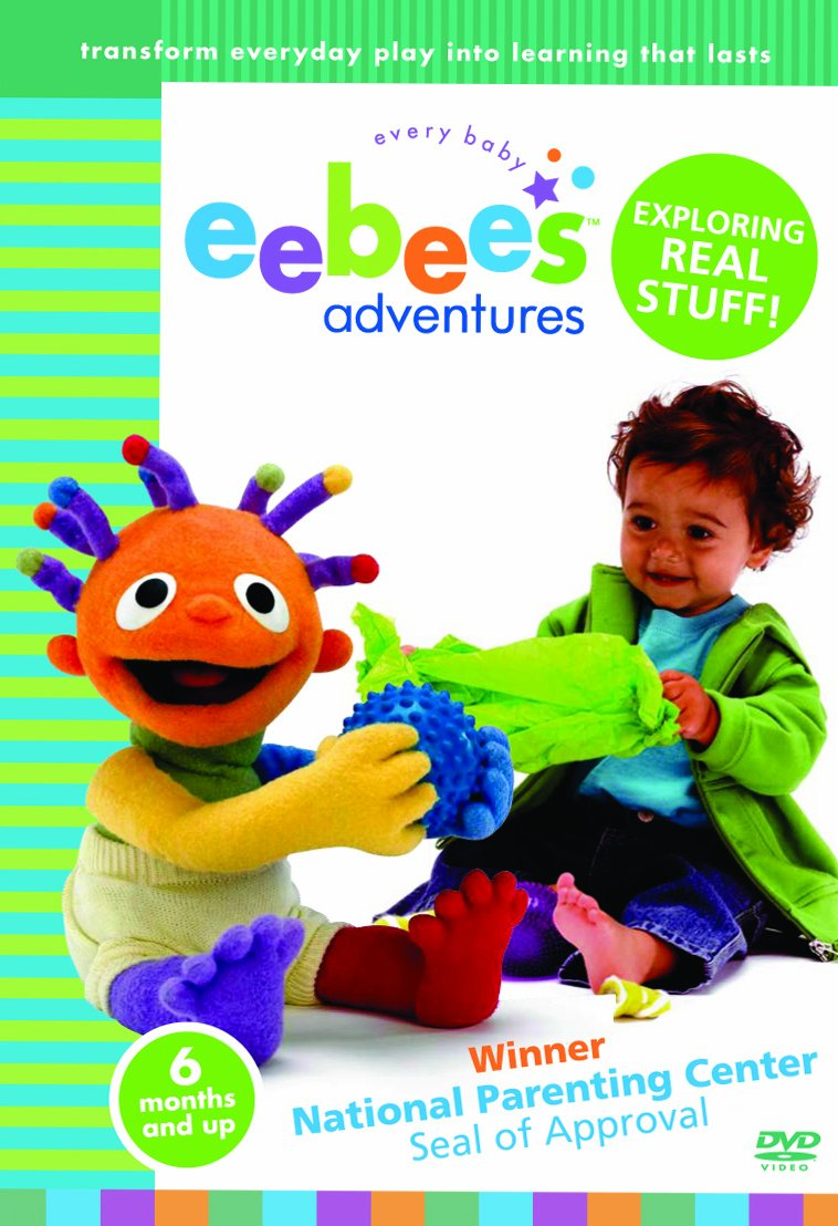 eebee's adventures: EXPLORING REAL STUFF (Discontinued by Manufacturer)