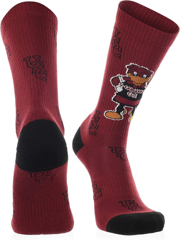 TCK South Carolina Gamecocks Socks Crew Length Sock Mayhem
